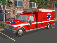 2 Recolors of Fresh-Prince's Ambulance