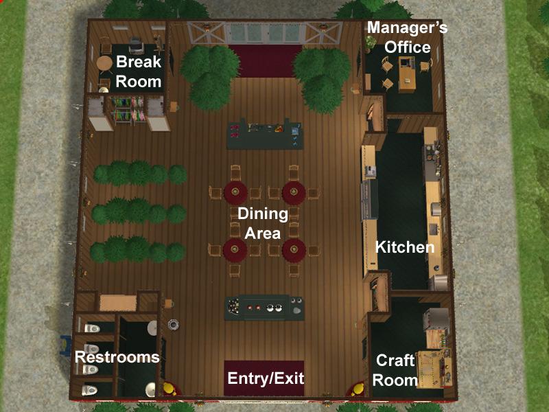 Mean Work Guide To Get Farm Shop Floor Plans