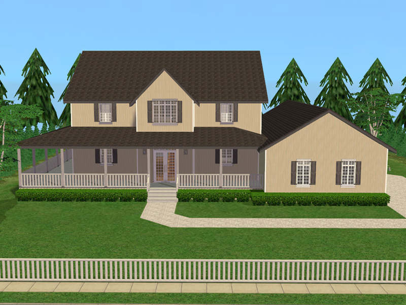 Sims 2 house plans house plans for Sims 2 house designs floor plans